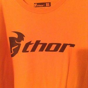 thor Shirts - Orange Xl Thor tshirt!
